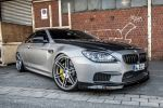 Manhart MH6 700 BMW M6 Coupe Stage 4 6er 4.4 V8 TwinPower Turbo Biturbo Concave One Front Seite