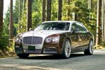 Mansory Bentley Flying Spur Continental Performance Limousine 6.0 W12 Twinturbo Carbon Front Seite