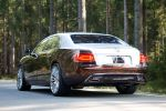 Mansory Bentley Flying Spur Continental Performance Limousine 6.0 W12 Twinturbo Carbon Heck