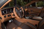Mansory Bentley Flying Spur Continental Performance Limousine 6.0 W12 Twinturbo Carbon Interieur Innenraum Cockpit
