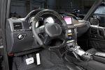 Mansory Gronos Mercedes-Benz G 63 AMG G-Klasse 5.5 V8 Biturbo Offroad Geländewagen Lightelements Interieur Innenraum Cockpit
