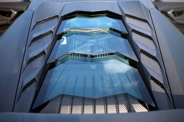 Mansory Lamborghini Huracan Torofeo 5.2 V10 Supersportwagen Leistungssteigerung Tuning Bodykit Sichtcarbon Felgen Motorhaube