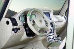 Mansory Mercedes-Benz G 63 AMG Sahara Edition G-Klasse 5.5 V8 Biturbo Offroad Geländewagen Tuning Leistungssteigerung Interieur Innenraum Cockpit