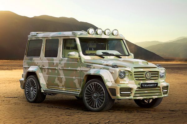 mansory mercedes g 63 amg sahara edition 840 ps und die. Black Bedroom Furniture Sets. Home Design Ideas