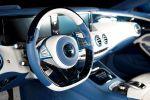 Mansory Mercedes-Benz S 63 AMG Coupe Diamond Edition S-Klasse 5.5 V8 Biturbo Multispoke Bodykit Aerodyanmikkit Interieur Innenraum Cockpit Lenkrad