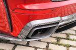 Mansory Porsche Cayenne Turbo S Tuning Leistungssteigerung Bodykit Aerodynamikkit Carbon Sport SUV 4.8 V8 Heck