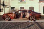 Mansory Rolls Royce Ghost Bodykit Aerodynamik Leistungssteigerung Tuning 6.6 V12 Seite