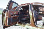 Mansory Rolls Royce Ghost Bodykit Aerodynamik Leistungssteigerung Tuning 6.6 V12 Interieur Innenraum Fond Rücksitze