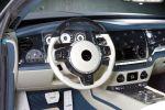 Mansory Rolls-Royce Wraith V12 Power Sport Coupe Interieur Innenraum Cockpit