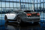 Mansory Vivere Bugatti Veyron 16.4 8.0 V16 Carbon Heck Seite