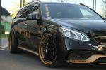 Mariani m700 Black Series Mercedes-Benz E 63 AMG S V8 Biturbo Performance Leistungssteigerung Tuning Front Seite