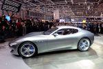 Maserati Alfieri Concept GranSport Sportwagen Prototyp 4.7 V8 Saugmotor Seite