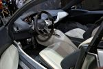 Maserati Alfieri Concept GranSport Sportwagen Prototyp 4.7 V8 Saugmotor Interieur Innenraum Cockpit