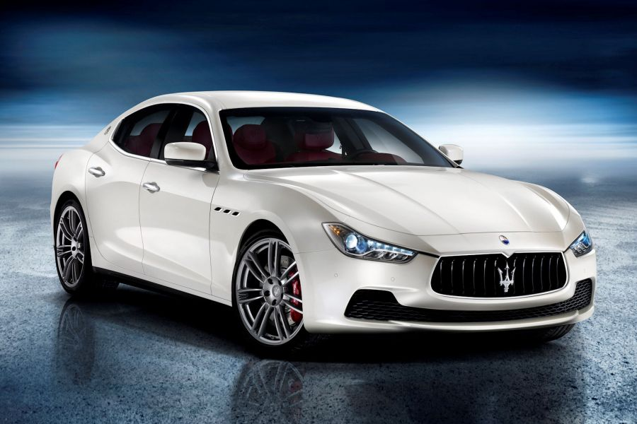 Maserati Ghibli 2013 Sportlicher Angriff Auf Bmw Audi Und Mercedes