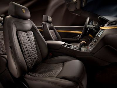 Maserati GranCabrio Fendi 4.7 V8 Cabriolet Viersitzer Stoffdach