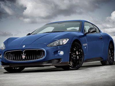 Maserati GranTurismo S Limited Edition Italia Italien 4.7 V8