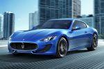 Maserati GranTurismo Sport 4.7 V8 Astro Blu Sofisticato Front Seite Ansicht