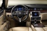 Maserati Quattroporte 2013 Sportlimousine Luxus Performance 3.8 V8 Twinturbo Biturbo 3.0 V6 MSP ICE Skyhook Interieur Innenraum Cockpit