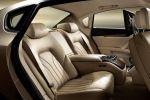 Maserati Quattroporte 2013 Sportlimousine Luxus Performance 3.8 V8 Twinturbo Biturbo 3.0 V6 MSP ICE Skyhook Interieur Innenraum Fond