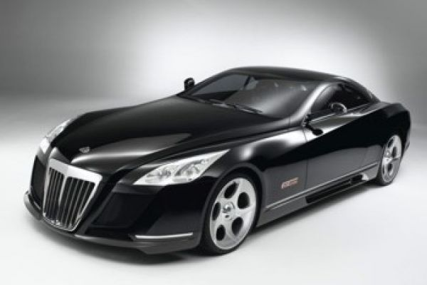 maybach exelero: einzigartiges v12-coupé mit 700 ps - speed heads