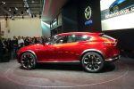 Mazda Koeru Concept CX-4 SUV Coupe Heck Seite