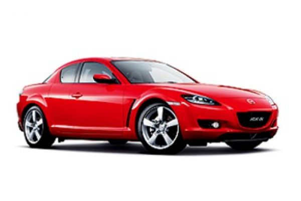 Mazda RX-8 sieht Rot - Speed Heads