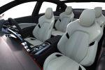 Mazda Takeri Concept Kodo Soul of Motion Skyactiv Drive i-stop i-ELOOP Innenraum Interieur Cockpit Sitze