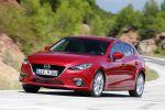 Mazda 3 Schrägheck Skyactiv Eloop Front Seite