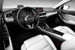 Mazda6 2015 Facelift Skyactiv-D Diesel Skyactiv-G Benziner Turbo Allrad AWD i-stop Active Torque Split i-Eloop Kondensator MZD Connect Touchscreen Internet Smartphone App Interieur Innenraum Cockpit