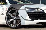mbDesign Audi R8 4.2 V8 Folierung F16 Arctic Aggressor Kampfjet KV1 Felge Rad