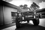 McChip-DKR Mercedes-Benz G 63 AMG MC800 4x4 G-Klasse Tuning Leistungssteigerung 5.5 V8 Biturbo Offroad Geländewagen Portalachsen Beadlock Felgen KW DDC Gewindefahrwerk Front
