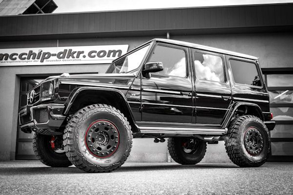 mcchip dkr mercedes g 63 amg mc800 hardcore koloss mit 810 ps speed heads. Black Bedroom Furniture Sets. Home Design Ideas