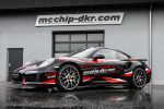 McChip-DKR Porsche 911 Turbo S Chiptuning Leistungssteigerung 991 3.8 Sechszylinder Biturbo Capristo Front Seite