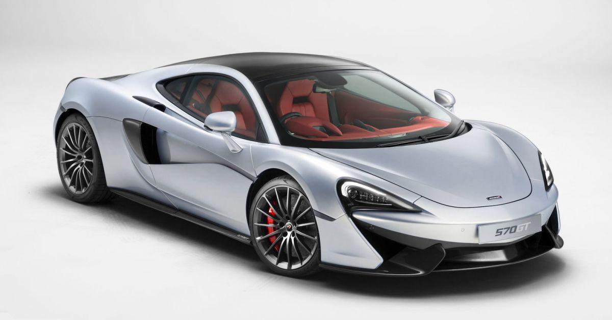 McLaren 570GT: Ein Kofferträger lässt es krachen - Speed Heads