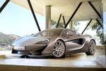 McLaren 570S Sports Series Series Sportwagen 3.8 V8 Biturbo Carbon Leichtbau Front Seite