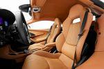 McLaren 570S Sports Series Series Sportwagen 3.8 V8 Biturbo Carbon Leichtbau Interieur Innenraum Cockpit Sportsitze