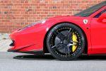 MEC Design Ferrari 458 Italia Spider Cabrio 4.5 V8 Bodykit Aerodynamikkit Apokalypse meCCon CCd5 Rad Felge