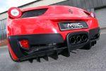 MEC Design Ferrari 458 Italia Spider Cabrio 4.5 V8 Bodykit Aerodynamikkit Apokalypse meCCon CCd5 Heck
