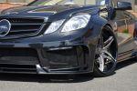 MEC Design Ceberus Mercedes-Benz E-Klasse Cabrio Tuning Widebody Kit Breitbau Rad Felge meCCon CCd5 Sportabgasanlage Auspuff Earthquake Front