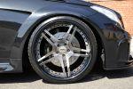 MEC Design Ceberus Mercedes-Benz E-Klasse Cabrio Tuning Widebody Kit Breitbau Rad Felge meCCon CCd5 Rad Felge