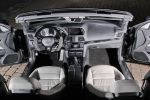 MEC Design Ceberus Mercedes-Benz E-Klasse Cabrio Tuning Widebody Kit Breitbau Rad Felge meCCon CCd5 Sportabgasanlage Auspuff Earthquake Interieur Innenraum Cockpit