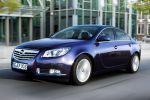Opel Insignia 2.0 BiTurbo CDTI Diesel SuperSport Chassis FlexRide ACC FDI FCA CIB Front Seite Ansicht