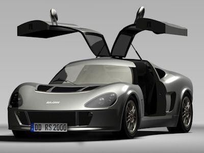 Melkus RS 2000: Der wiedergeborene DDR-Sportwagen im neuen Design