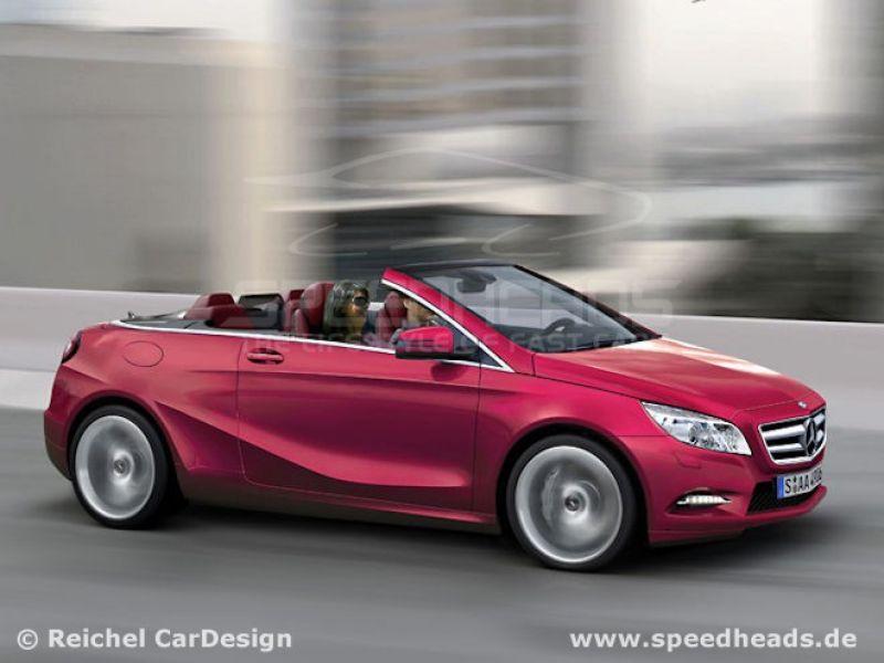 auto zukunft 2010 mercedes a klasse cabrio frischer wind in der premium kompaktklasse speed. Black Bedroom Furniture Sets. Home Design Ideas
