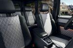 Mercedes-AMG G 63 G-Klasse 2015 V8 Biturbo Interieur Innenraum Cockpit Sitze