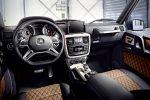Mercedes-AMG G 65 G-Klasse 2015 V12 Interieur Innenraum Cockpit