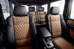 Mercedes-AMG G 65 G-Klasse 2015 V12 Interieur Innenraum Cockpit Sitze