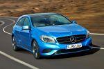 Mercedes-Benz A-Klasse W 176 A 200 220 CDI 4MATIC Allrad 7G DCT Effizienz Front Seite