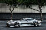 Mercedes-Benz AMG Vision Gran Turismo PlayStation 3 Spiel Game Gran Turismo 6 V8 Biturbomotor Supersportwagen Zukunft Seite