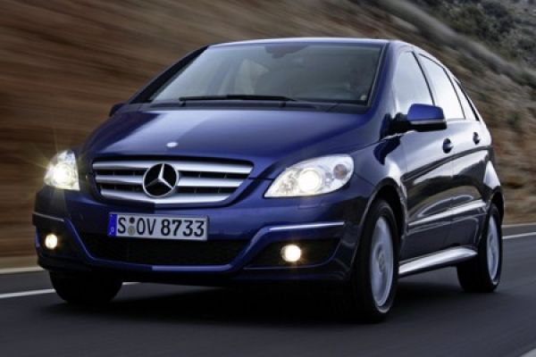 mercedes benz b klasse der sports tourer in neuer bestform speed heads. Black Bedroom Furniture Sets. Home Design Ideas